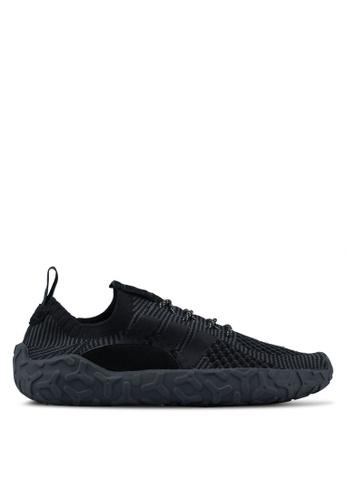 adidas black adidas originals f/22 pk sneakers DDF29SH730A9E0GS_1