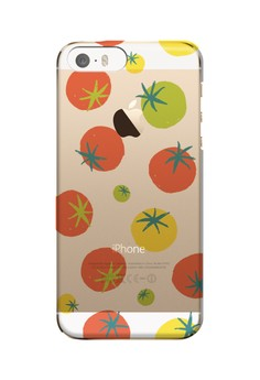 Tomatoes Transparent Hard Case for iPhone 5, iPhone 5s
