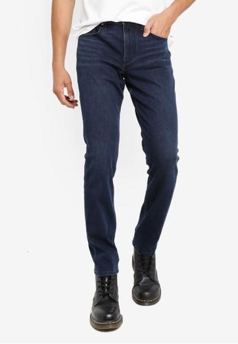 Calvin Klein blue Body Skinny Jeans 3CFEEAA1D383BBGS_1