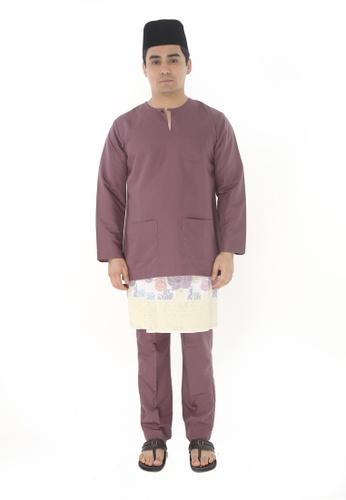 Amar Amran Baju Melayu Teluk Belanga DA8B0AAE18FF73GS_1
