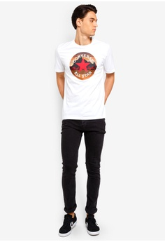 918856b1118 23% OFF Converse Converse All Star Mountain Chuck Patch Tee S  39.90 NOW S   30.90 Sizes M