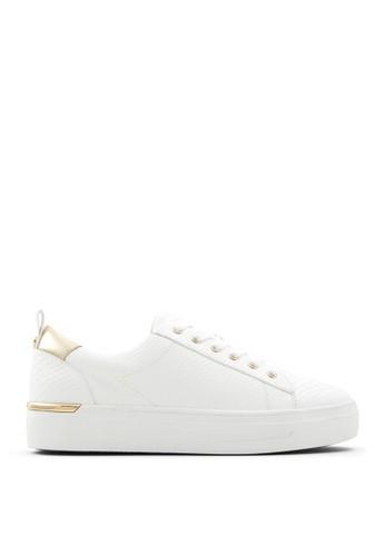 ALDO white Astalewen Sneakers AF6C0SHA610B9FGS_1