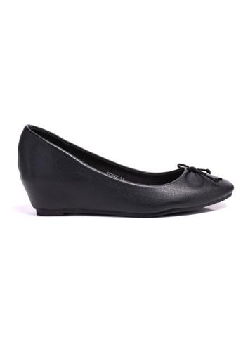 My Ballerine black My Ballerine - Angela Comfort Ballerina (Black) 76640SH656122EGS_1