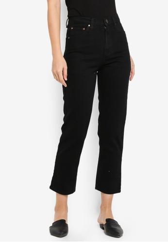 MKY Clothing black Boyfriend Jeans C8A80AA016AF42GS_1