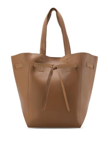 Sunnydaysweety brown 2018 New Big Size Bucket Bag A0227BW 5155CAC67A5652GS_1