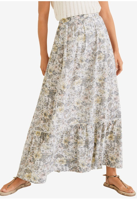 e5a8eba0ab Buy MANGO Skirts Online | ZALORA Singapore