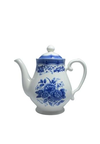 Claytan Victoria Blue - Teapot/lid 0E373HLD3B4B87GS_1