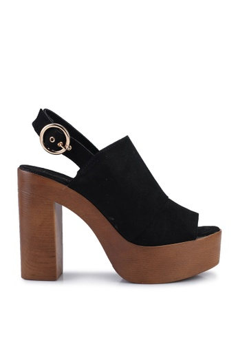Therapy 黑色 Ivy Heels 35708SHE800B31GS_1