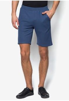CN - Tailored Shorts In Micro Design
