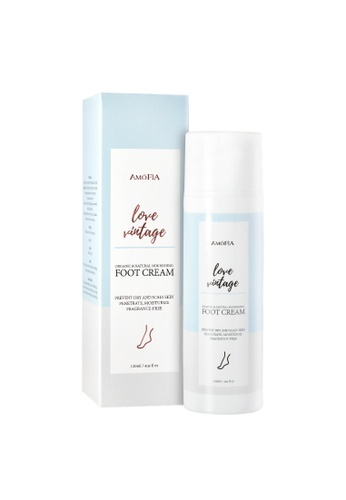 AMOFIA AMOFIA X LOVE VINTAGE Organic & Natural Nourishing Foot Cream 8A17ABE3FE0AC3GS_1