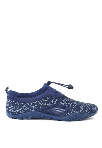 World Balance blue Aqua Stride Men's Aqua Shoes C1003SHF386652GS_1