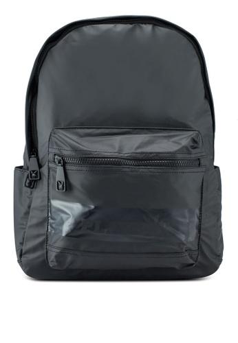Playboy black Backpack F14E1AC2D636AEGS_1