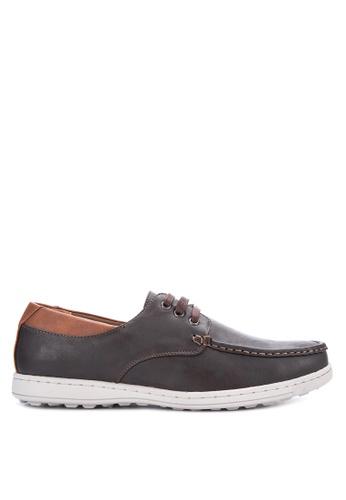 H2Ocean brown Sherwin Boat Shoes H2527SH0IWEJPH_1