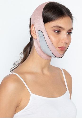 Golden Ticket Super Savers pink V Line Face Shaper Mask F8905US68CD58EGS_1
