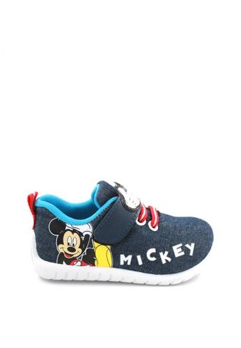 Mickey blue Mickey Slip On MK02-037 33A7FKS06BC98CGS_1