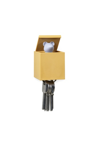 Qualy Qualy Lucky Mouse Key Holder 58DEBHLCF3DCEFGS_1