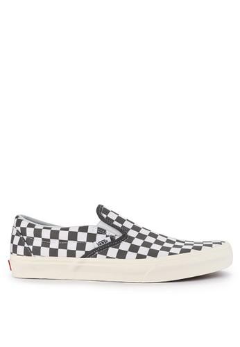 Vans multi Ua Classic Slip-On Checkerboard 92647SH2F9778CGS 1 e0a73e50d7
