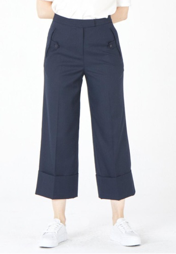 wnderkammer Roll up Button Pants WN055AA37WNQSG_1