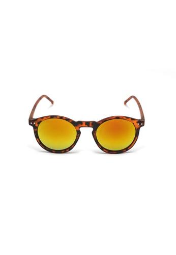 2i's to eyes orange and multi 2i's Sunglasses - Angus C5 2I983AC08OYLHK_1