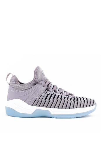World Balance grey Game Evolution Mens Basketball Shoes BFEADSH88584B6GS_1