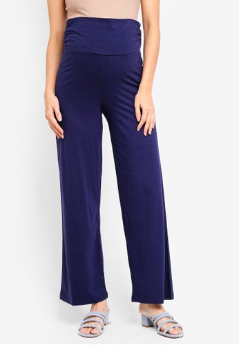 Spring Maternity navy Maternity Giselle Pants 51845AA1144C74GS_1