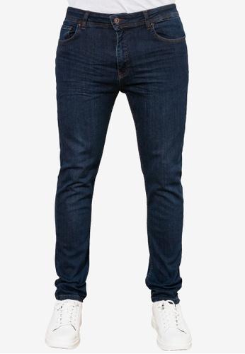 Trendyol blue Skinny Fit Jeans 18E28AA5CCC094GS_1