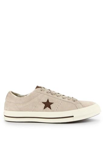 Converse beige One Star A9D9FSHAF758AEGS_1