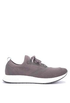 Sperry grey Sperry 7 Seas CVO Sneakers 32A10SH2AE4EFCGS_1