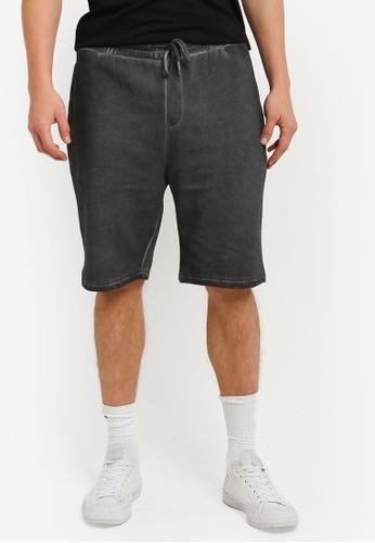 Factorie black Chaise Shorts FA880AA0RYA3MY_1