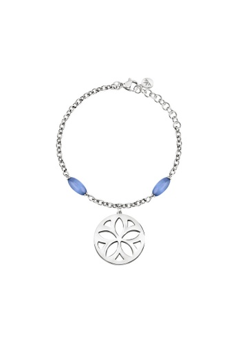 Morellato silver Morellato Fiore Blue Cat Eye bracelet SATE04 E588AACE246EFAGS_1