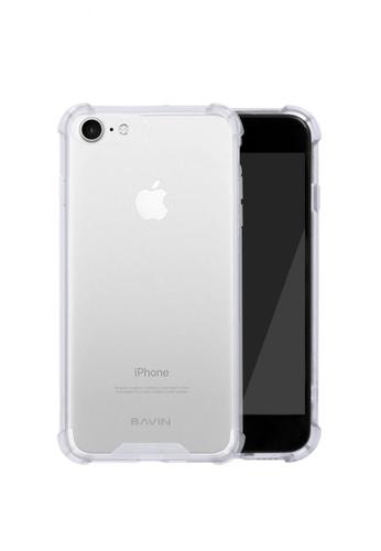 BAVIN white TPU Soft Case Protector for iPhone 7 886E2AC11183E4GS_1