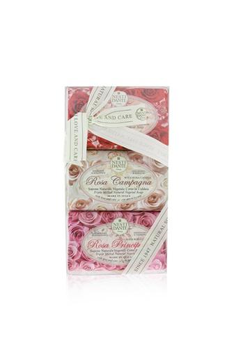 Nesti Dante NESTI DANTE - Rosa Soap Set (Le Rose Collection) #Rosa Sensuale, #Rosa Champagna, #Rosa Principessa 3x 150g/5.3oz C84D8BE0881526GS_1