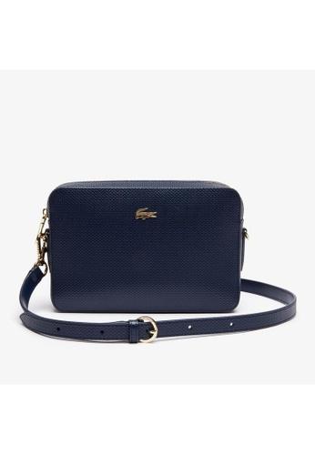 ba7f8eac4a Women's Chantaco Piqué Leather Square Shoulder Bag-NF2731CE