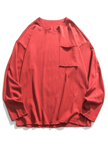 Twenty Eight Shoes Oversize Simple Sweater H0083 DD5C8AAE6E8E83GS_1