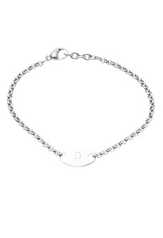 Stainless Steel ID Bracelet D