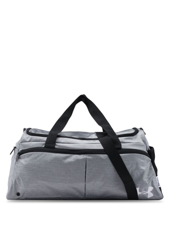 Under Armour grey Womens Undeniable Duffle Bag 73504AC426E95FGS_1