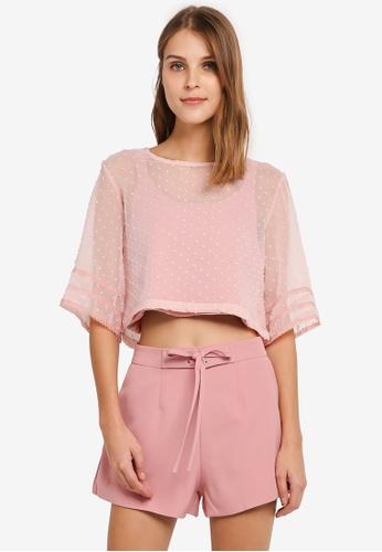 Megane pink Vanna 3-Piece Set ME617AA0SL9CMY_1