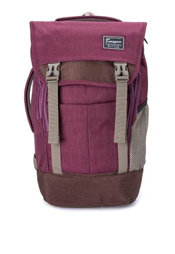 Transgear pink Backpack 356-TGBP TR281AC0IQO9PH_1