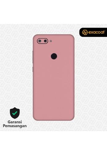 Exacoat Xiaomi Mi 8 Lite 3M Skins / Garskin Blush Pink - Cut Only FE925ES6D77D00GS_1