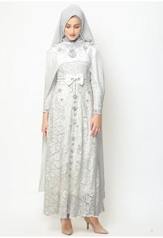 Gamis Putih Jual Baju Gamis Putih Zalora Indonesia