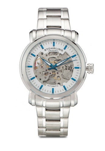 Stuhrling Original silver Stuhrling Delphi Antium 387.33112 Watch 4A473AC5F1C95AGS_1