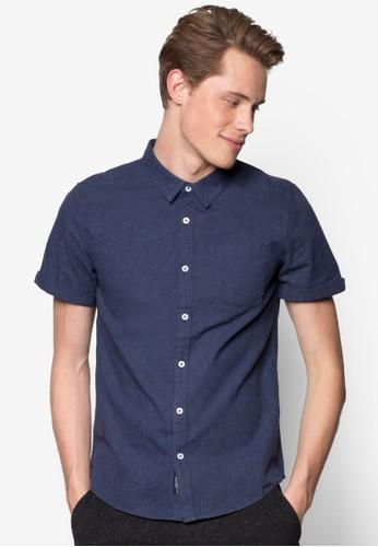 休閒短esprit outlet 台中袖襯衫, 服飾, 襯衫
