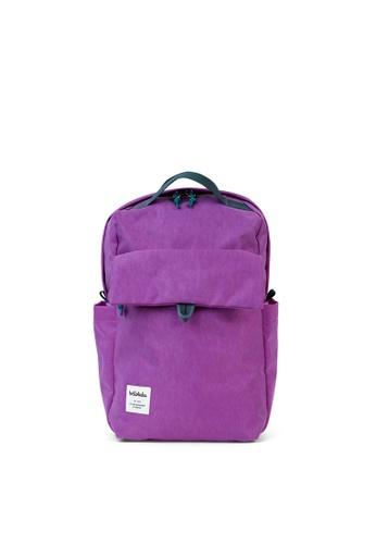 Hellolulu purple Karter - All Day Backpack 9E190AC3BFE027GS_1