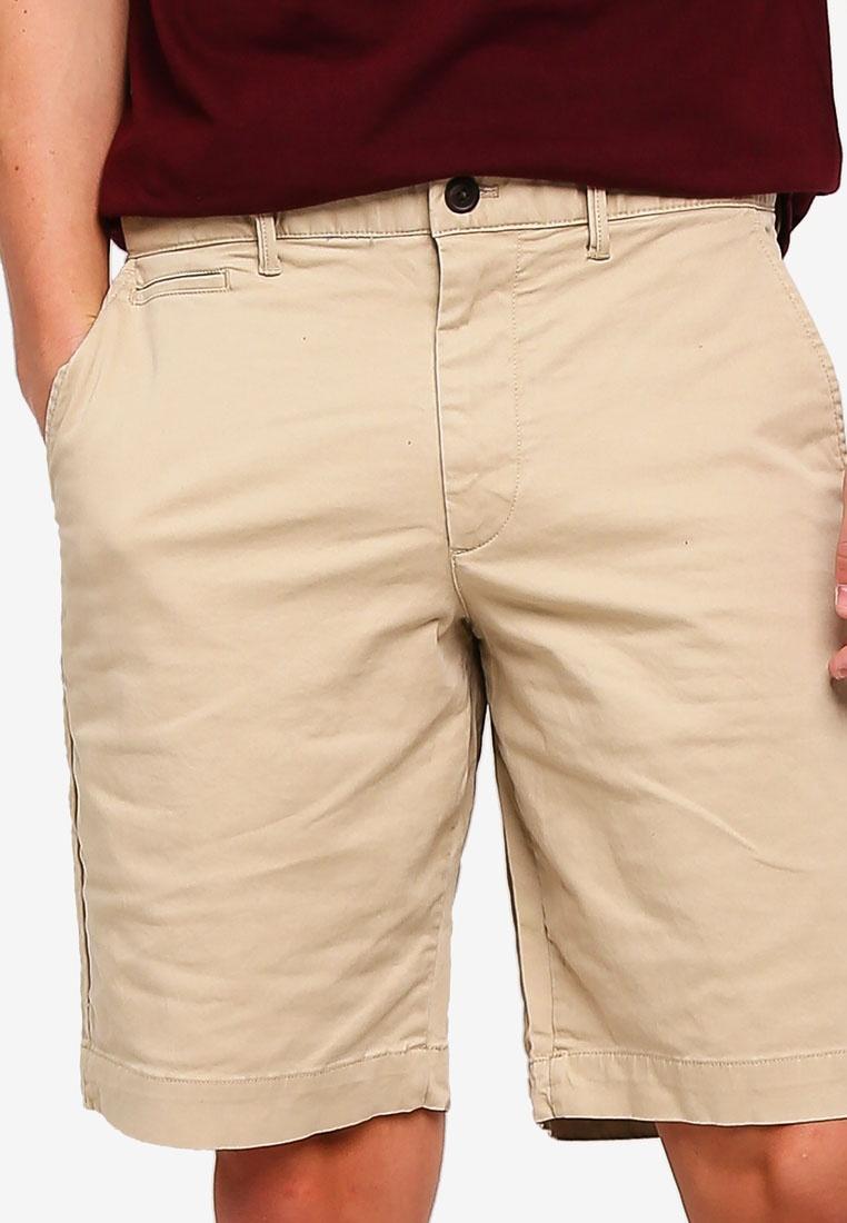 Iconic Washwell Shorts Vintage Khaki GAP 10