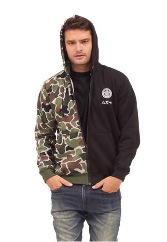 MUGABE black MUGABE mens jacket wazer F3B99AAA3CF3FDGS_1