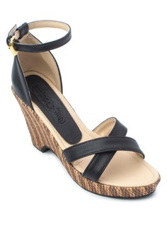Daphne Wedge Sandals