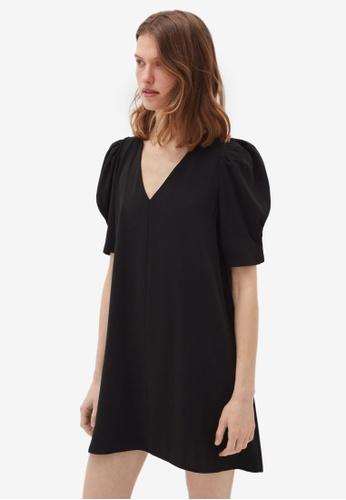 OVS black Basic Dress 86378AA50D38A7GS_1