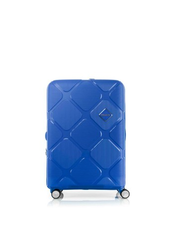 American Tourister blue American Tourister Instagon Koper Hardcase Medium/25inch EXP TSA – Imperial Blue 7E685AC8ABF4A7GS_1