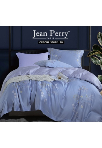 Jean Perry Jean Perry Laverton Tencel Collection 1400TC - 5596 - Quilt Cover Bed Set 3DD31HL5A9BD45GS_1