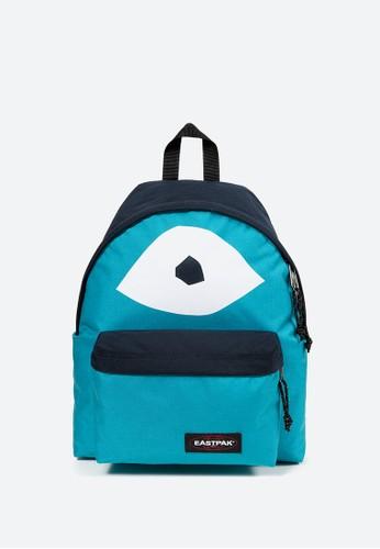 EASTPAK blue Eastpak Padded Pak r Tas Ransel (Backpack) - 2 Light  EA952AC70UHDID 1
